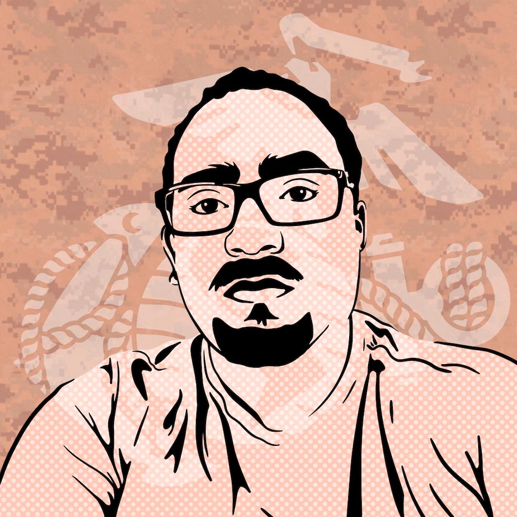 Jorge - Marines