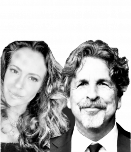 Peter Farrelly & Alyssa Milano