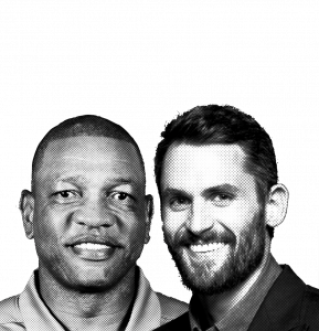 Doc Rivers & Kevin Love