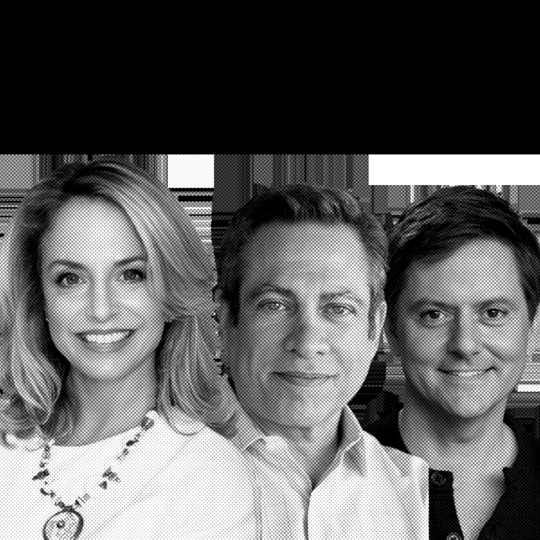 Dr. Laura Berman, David Kessler & Paul Denniston