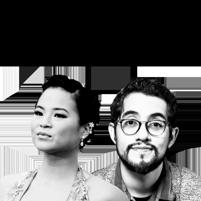 Kelly Marie Tran & Carlos Lopez Estrada