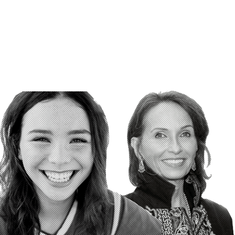 Lily Cornell Silver & Susan Silver